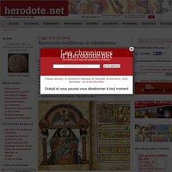 L'âge d'or du livre - Manuscrits médiévaux et enluminures