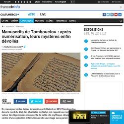 Manuscrits de Tombouctou : après numérisation, leurs mystères enfin dévoilés