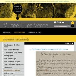 Manuscrits numérisés