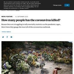 How many people has the coronavirus killed?