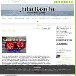 La manzana no estriñe - Julio Basulto