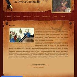 Maometto - La Divina Commedia