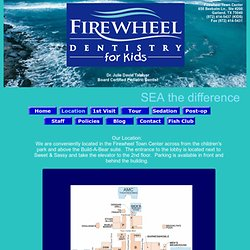 Firewheel Dentistry for Kids, Dentists, Garland, TX 75040 - contact-us