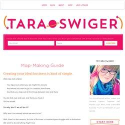 Map-Making Guide - Tara Swiger