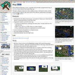 Map - MinecraftOnline