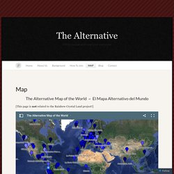 Map « The Alternative