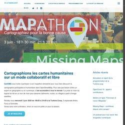 Mapathon Missing Maps : Cartographiez pour la bonne cause - La Turbine.Coop