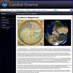 Fra Mauro's Mappamundi « Landsat Science