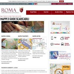 Mappe e guide scaricabili - Roma