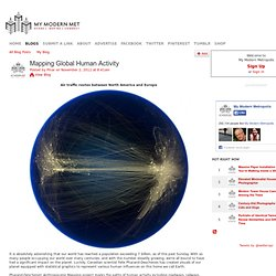Mapping Global Human Activity