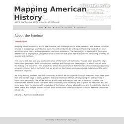 Mapping American History
