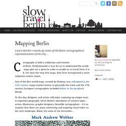 Cartes géo Berlin