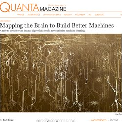 Mapping the Brain to Build Better Machines