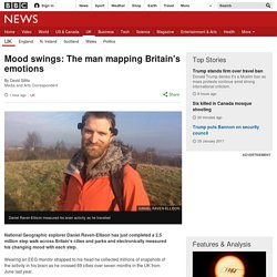 Mood swings: The man mapping Britain's emotions