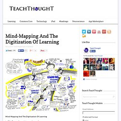Mind-Mapping And The Digitization Of Learning