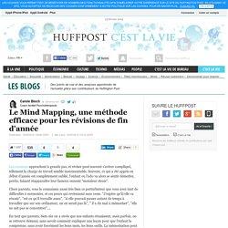 Le Mind Mapping, une méthode efficace pour les révisions de fin d'année