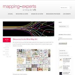 Découvrez le site Mind Map Art