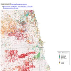 Mapping Immigrant America