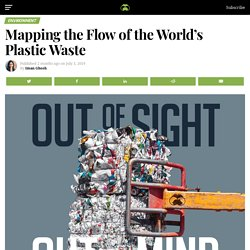 Mapping the World's Plastic Waste Flows: Top Importers and Exporters
