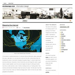 Mapping the internet | nicolasrapp.com
