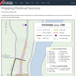 Mapping Medieval Swansea