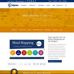 "Le Mind Mapping (Cartes Mentales) - Signos ""l'Expert du Management Visuel"""