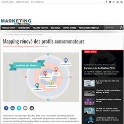 Mapping rénové des profils consommateurs