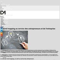 La mind mapping au service de l'entreprise