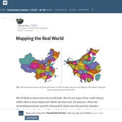 Mapping the Real World