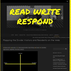 Mapping the Divide: Visitors and Residents on the Web – Read Write Respond