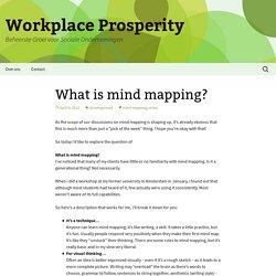 Workplace Prosperity