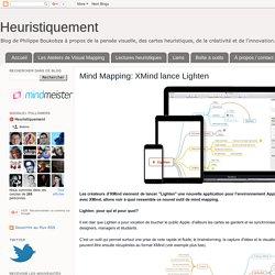 Mind Mapping: XMind lance Lighten
