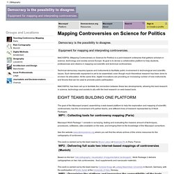 AboutMacospol < MappingControversies.net