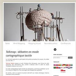 Talkmap : débattre en mode cartographique tactile