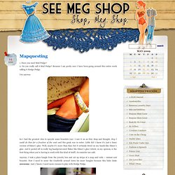 Mapquesting « SeeMegShop.com