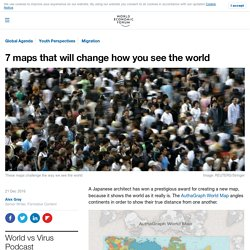 7 maps that will change how you see the world