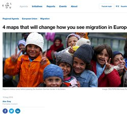 4 maps that will change how you see migration in Europe