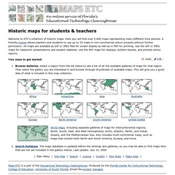 Maps ETC Homepage