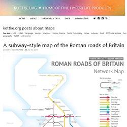 maps (kottke.org)