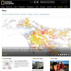 Maps - National Geographic