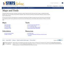 STATS Indiana: Tools