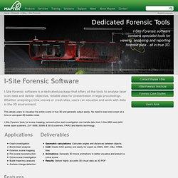 I-Site Forensic