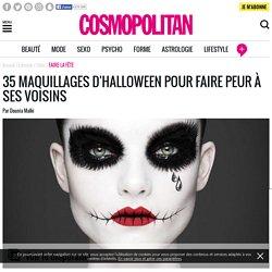 Maquillage spécial Halloween : 35 modèles vus sur Instagram