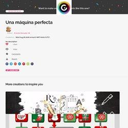 Una máquina perfecta by Ernesto Boixader Gil on Genial.ly