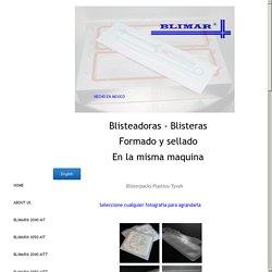 BLISTERAS PARA PLASTICO-TYVEK - blimar.com
