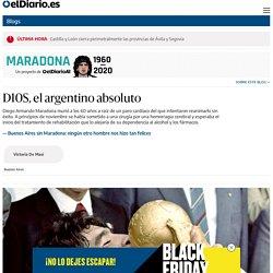 Maradona: D10S, el argentino absoluto