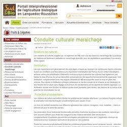 Le portail de l'agriculture biologique en Languedoc-Roussillon
