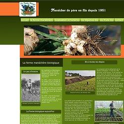 Maraîcher bio en Bretagne : Le Jardin Potager de Loctudy en Finistère