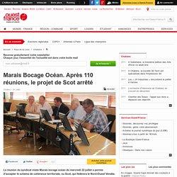 Marais Bocage Océan. Après 110 réunions, le projet de Scot arrêté