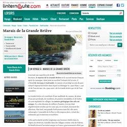 Marais de la Grande Brière - Guide de voyage - Tourisme